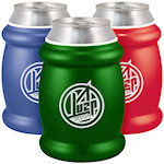Metallic Non Collapsible KOOZIE R Coolers